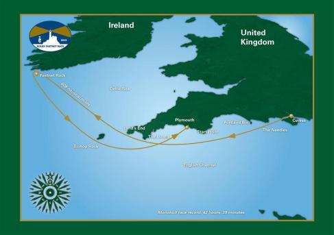 fastnet-course-map